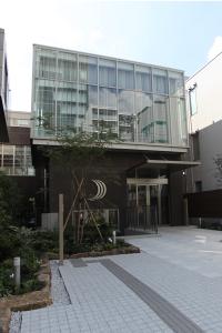 日本交通公社ビル正面
