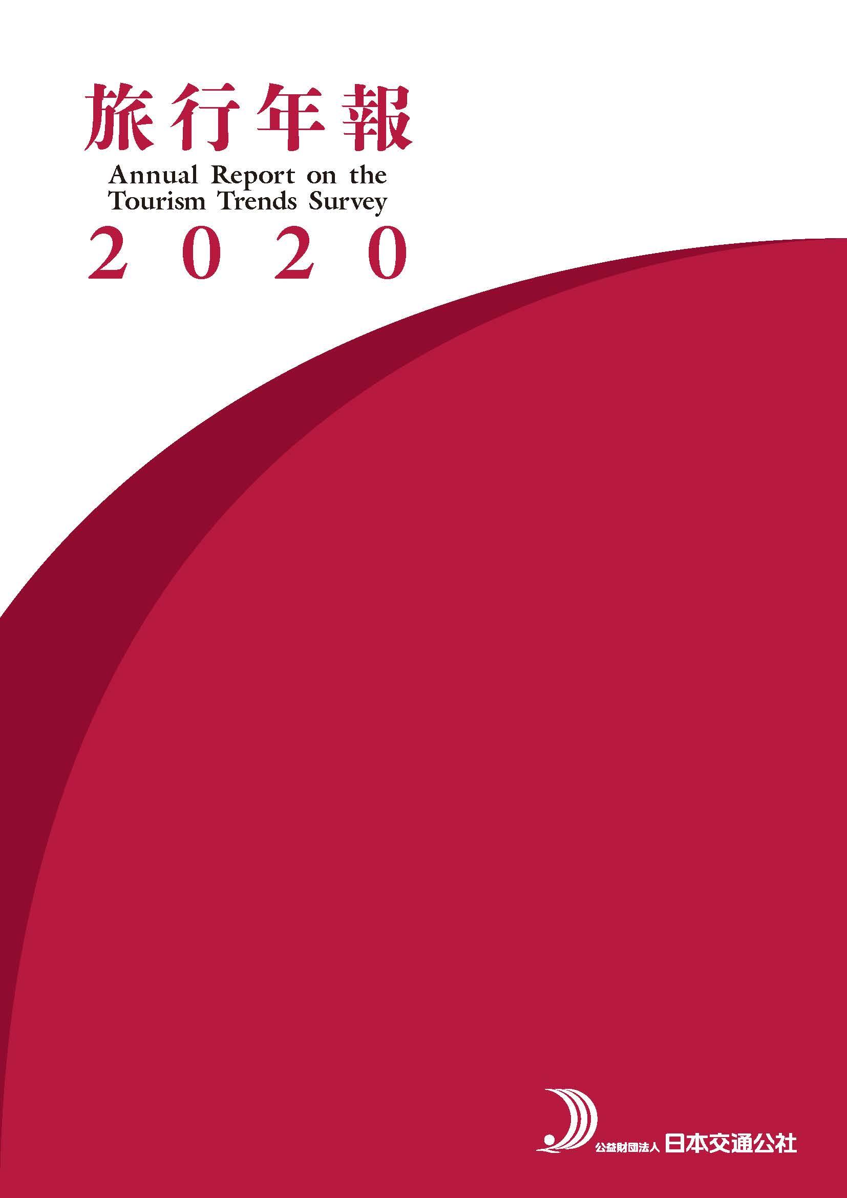 旅行年報2020