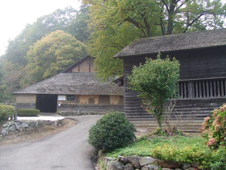 旧吉田村・菅谷たたら