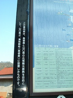 広域観光看板
