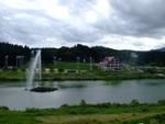 ホテル周辺の風景