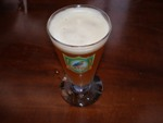 胎内高原ビール(ヴァイツェン)