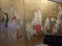 藤田嗣治の絵画