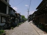 瀬戸川沿いの街並み