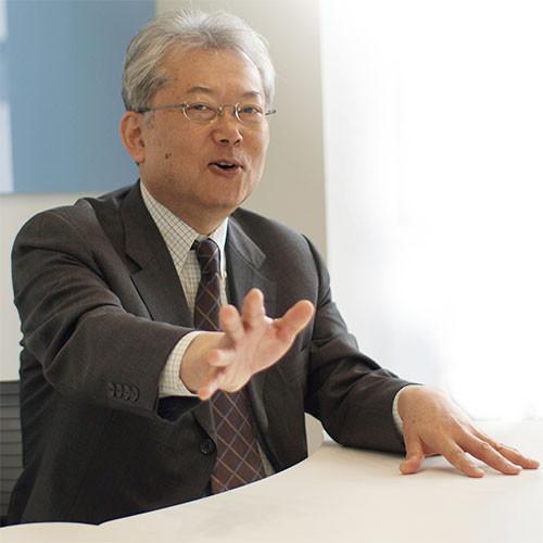 梅川智也 理事・観光政策研究部長