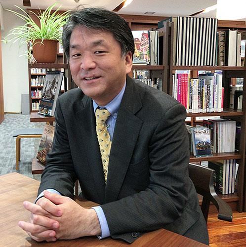 山田雄一 観光政策研究部長