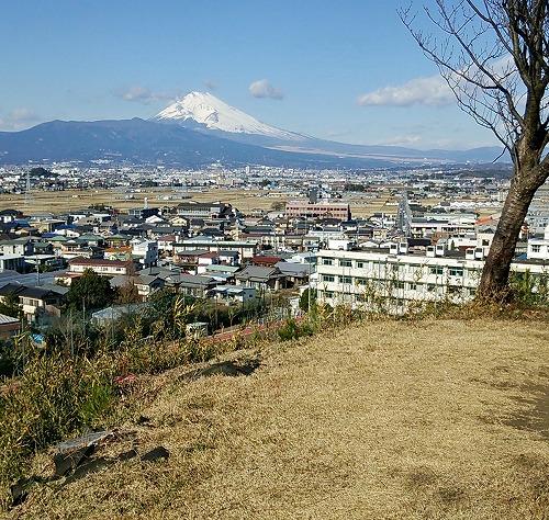 DSC_0846韮山城からの富士