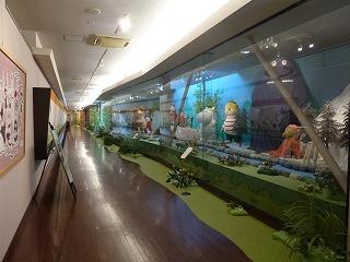 タオル美術館内の各種展示 (タオル美術館ICHIHIRO)