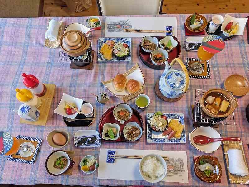 【写真3】元総料理長の経営者が提供する食事