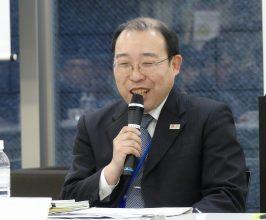 観光庁 参事官(観光人材政策) 田村寿浩氏