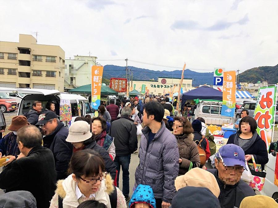 「軽トラ市」からはじまる商品開発と観光まちづくり [コラムvol.448]
